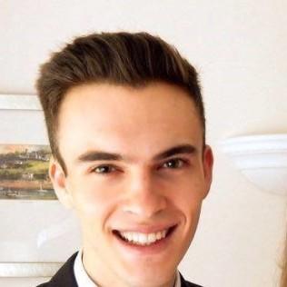 Sebastian Ziman - Treasurer